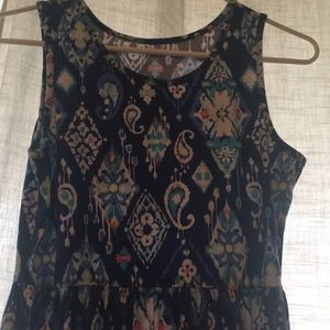 Girls Gymboree IKAT XL (size 14) dress.